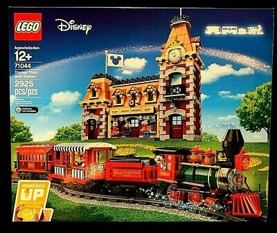 Lego 71044 Disney Train And Main Street U.S.A Station Christmas Train NEW