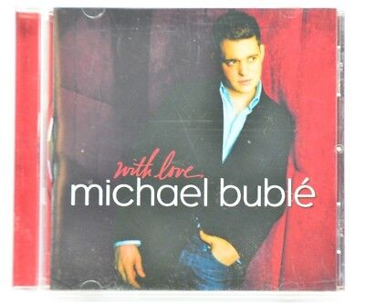 With Love Michael Buble Cd Free Shipping