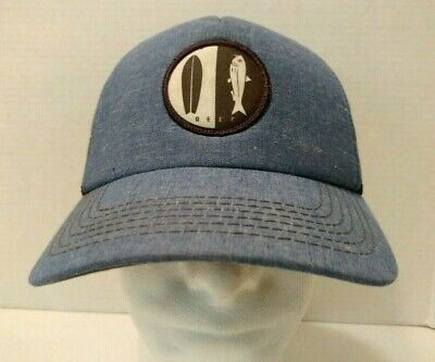 Reef Trucker Hat Baseball Cap Snapback Surf Beach](Reef Hats)