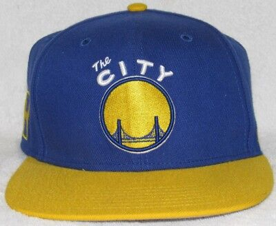 1cf1d54d04c613 Golden State Warriors Snap Back Cap Hardwood Classics Forty Seven Brand One  Sz