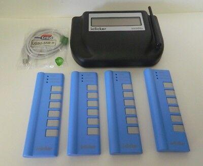 iClicker TMX13 900MHz USB Base Station w/ (900 Mhz Base Station)