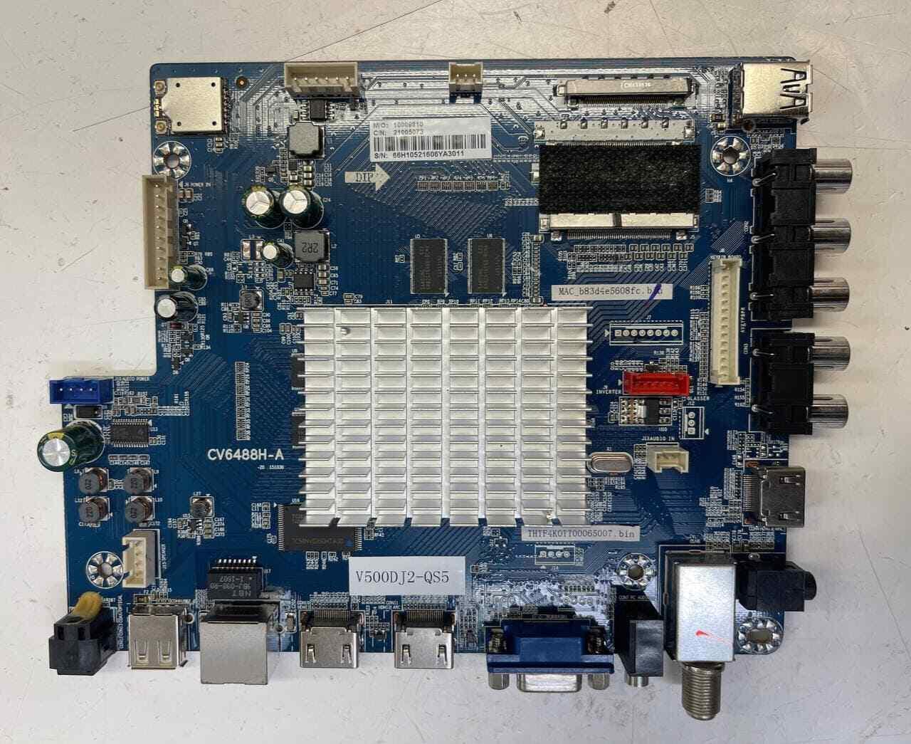 V500DJ2-QS5 CV6488H-A Westinghouse Main Board For WD50UT4490 TW-04511-C050G - $25.00