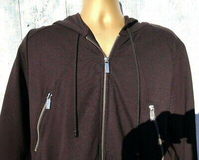 versace samurai embroided hoodie