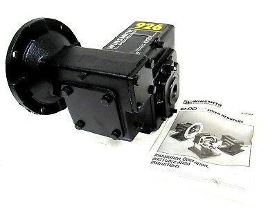 New Winsmith 926mdsd21190n4 Gear Reducer 926mdsnd Ratio 5001