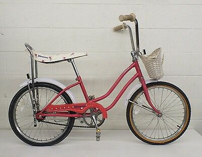 a6279178f3c Vintage Bicycles - Girls Banana Seat - Nelo's Cycles