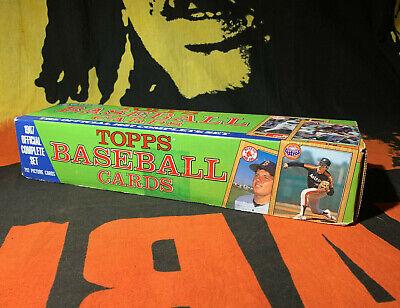 1987 Topps Factory Sealed Baseball Set Bonds Jackson Maddux RC Possible PSA 10 $ 1987 Topps Factory Set