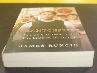 Grantchester: THE SIDNEY CHAMBERS AND THE SHADOW OF DEATH by James Runcie (Sidney Chambers And The Shadow Of Death)