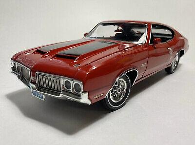 1970 Oldsmobile 442 W30 DR OLDS #3 Matador Red LE 996pcs 1:18 ACME / GMP Limited