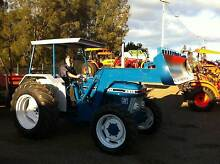FORD 4610 4WD Tractor with 7' Bull Blade Taree Greater Taree Area Preview