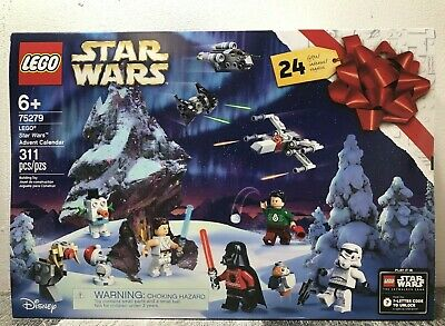 2020 Lego Star Wars Advent Calender 75279 Christmas Countdown NEW Free Shipping