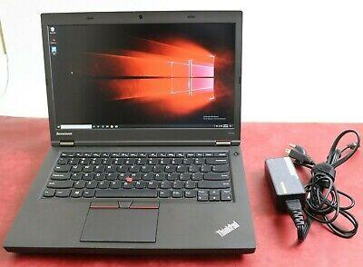 CUSTOM ThinkPad t440p Quad Core i7, IPS 1080p, 3 button trackpad, 120GB SSD, 8GB