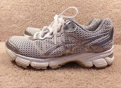 Gently Used Women's Aasics Gel Enhance Ultra 4.0 Athletic Running Shoes Size 8