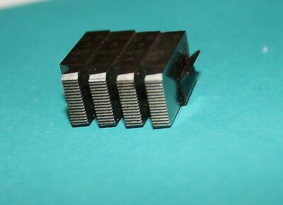 NOS Geometric 3//8-48 Threads Chasers For 5//16 D DS DSA Die Head