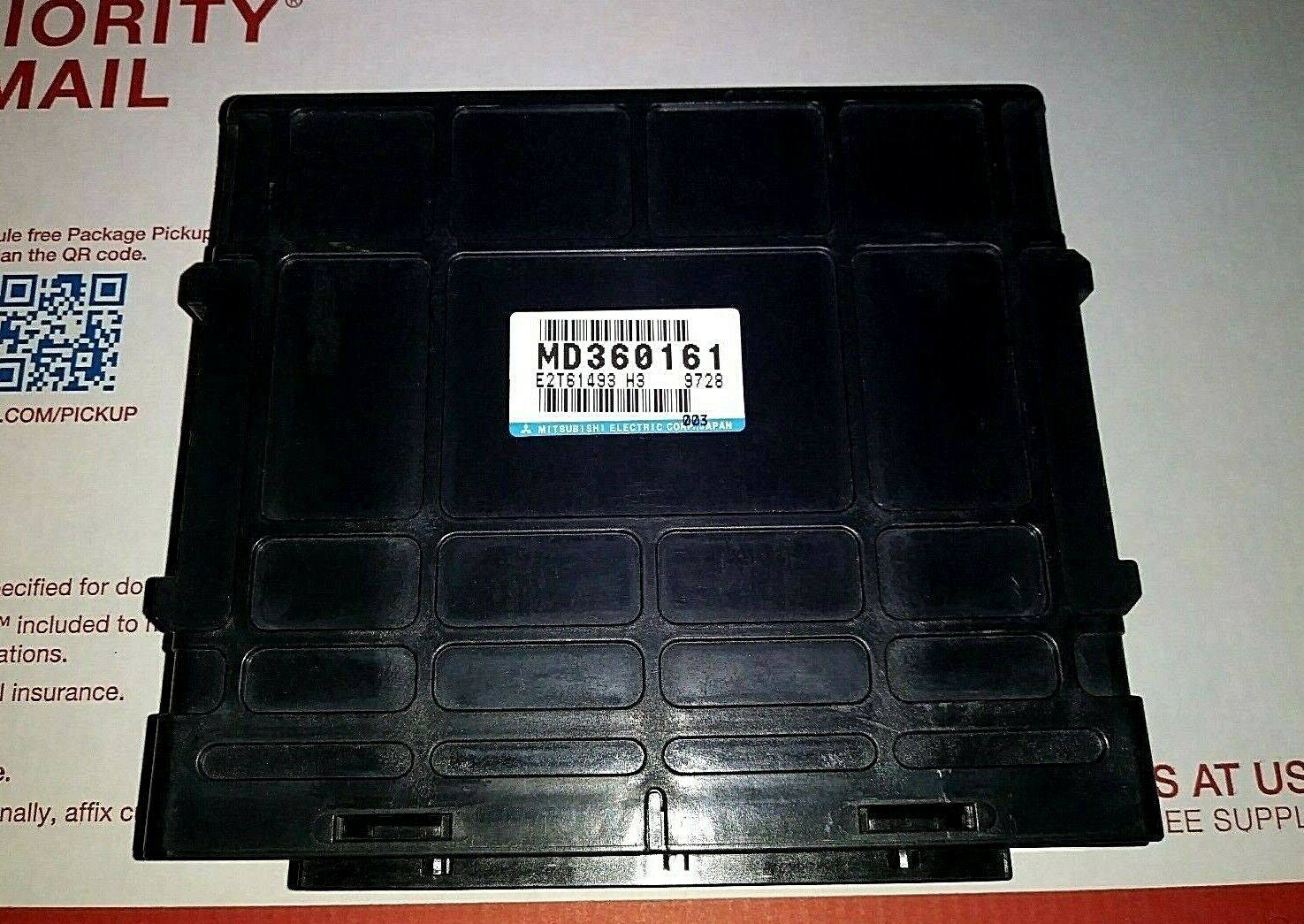 Used 1998 Mitsubishi 3000GT Computers and Cruise Control Parts for Sale