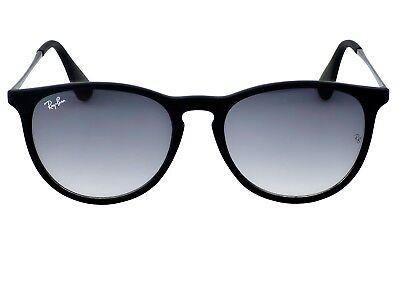 Ray-Ban RB4171 Erika 622/8G Black Frame/ Grey Gradient Lenses Unisex Sunglasses