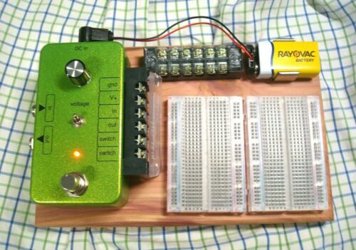 Beavis-Board-Guitar-Effect-Pedal-Prototyping-Kit-Bread-Board
