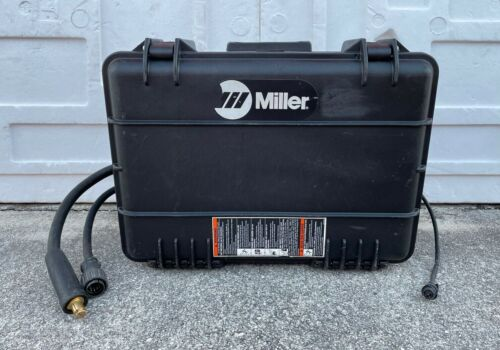Miller Suitcase 12RC Wire Feeder 24V Portable Welder
