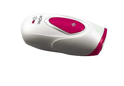 Solac Epilsense Mini IPL - Depiladora IPL laser Lámpara el vello facial...