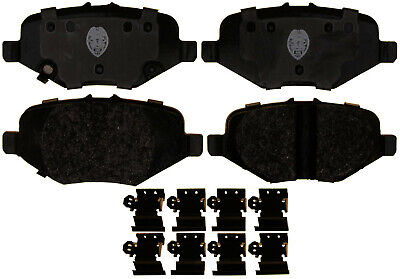 Front and Rear Semi-Met Brake Pad Sets Kit ACDelco For Ford F150 Lincoln Mark LT