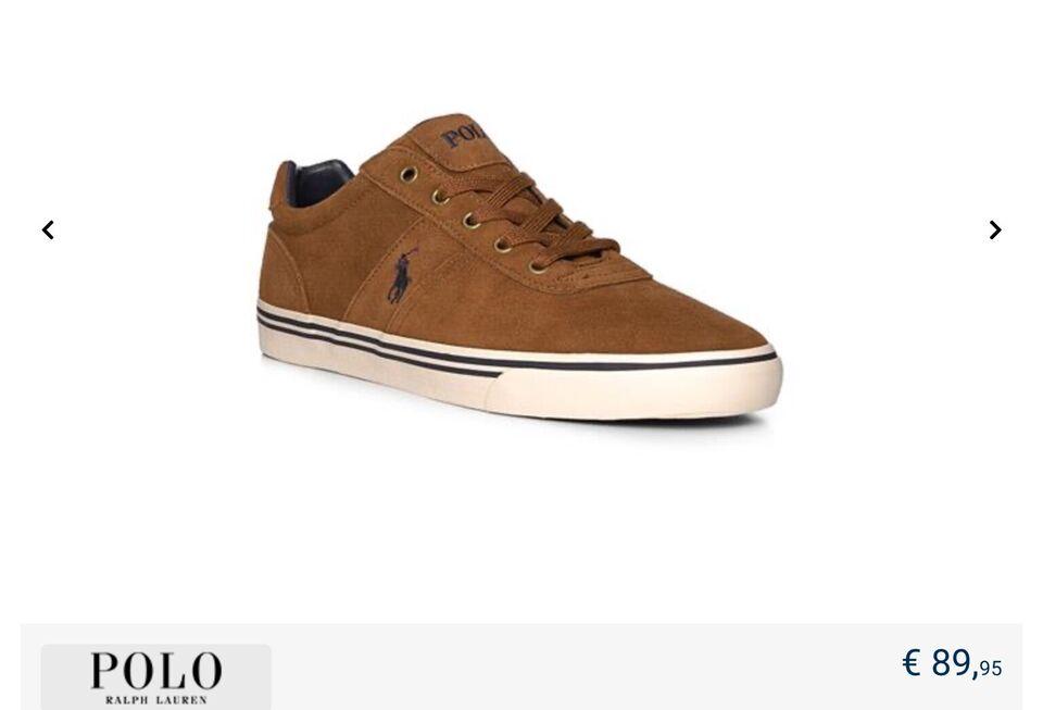 Polo Ralph Lauren Sneakers 43 Velourleder in Rheinland-Pfalz - Heidesheim