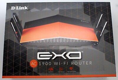 D-Link DIR-879 Wireless-AC1900 EXO Dual Band 4-Port Gigabit Router w/ SmartBeam