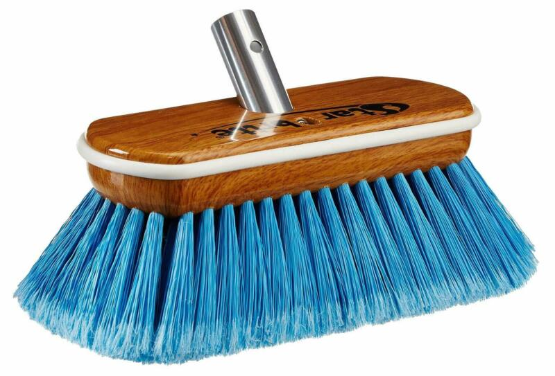 Star brite Synthetic Wood Brush - Medium - Blue