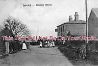 Sf 53 - Shotley Street, Ipswich, Suffolk C1905 - 6x4 Photo -  - ebay.co.uk