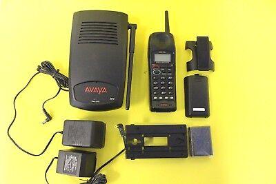Avaya 3910 Wireless Digital Telephone w/ Base Unit - (700305113) / A (Wireless Digital Telephone)