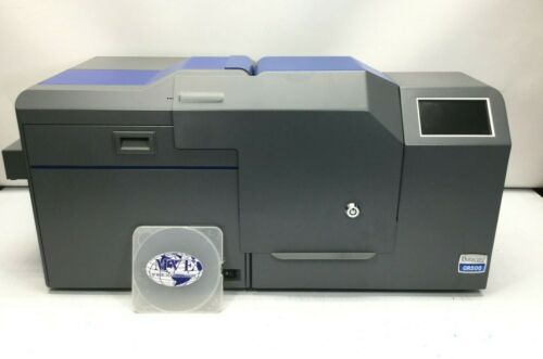DATACARD CR500F CR500 CARD PRINTER CARD ISSUANCE SYSTEM WITH KEY