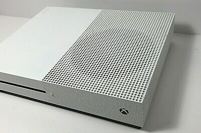 Xbox One S Microsoft Console Only  500GB Model 1681 FAST SHIPPING!!