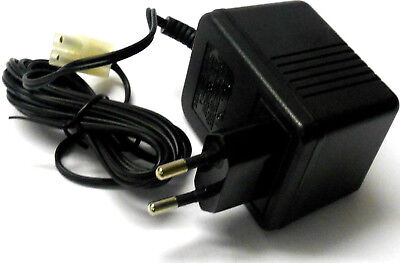 BS701-035 7.2v Large Tamiya Compatible Plug Battery Charger Europe 230v 9v 500mA