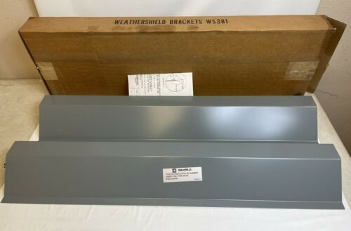 *New In Box* WS381 Square D Weather Shield Rain Shield for Dry Type Transformers