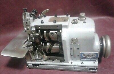 Merrow M-3drw-2 Overlock 3 Thread Industrial Sergersewing Machine - Parts