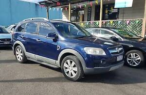 2009 HOLDEN CAPTIVA, TURBO DIESEL, 7 SEATS Nerang Gold Coast West Preview