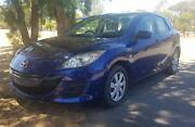 2009 Mazda 3 BL Neo Hatchback 131KM 6SPD Manual LIGHT HAIL Adelaide CBD Adelaide City Preview