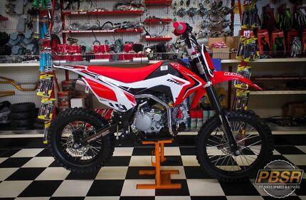 DHZ 150cc Big Wheel Motorbike