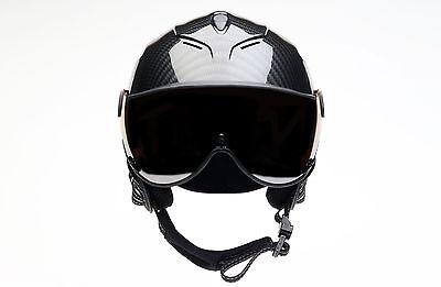 de98aa92ec8 Icaro Nerv Helmet   Grey Visor for Paragliding