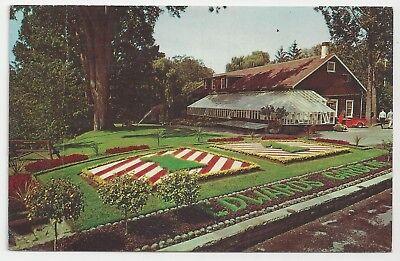 Postcard, Canada, Edwards Gardens, Toronto, Ontario