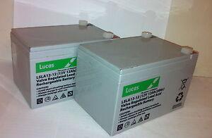 Days Medical Aids (DMA) Strider Micro Batteries x 2