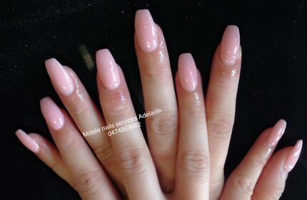 Home based nails services ( Edwardstown)