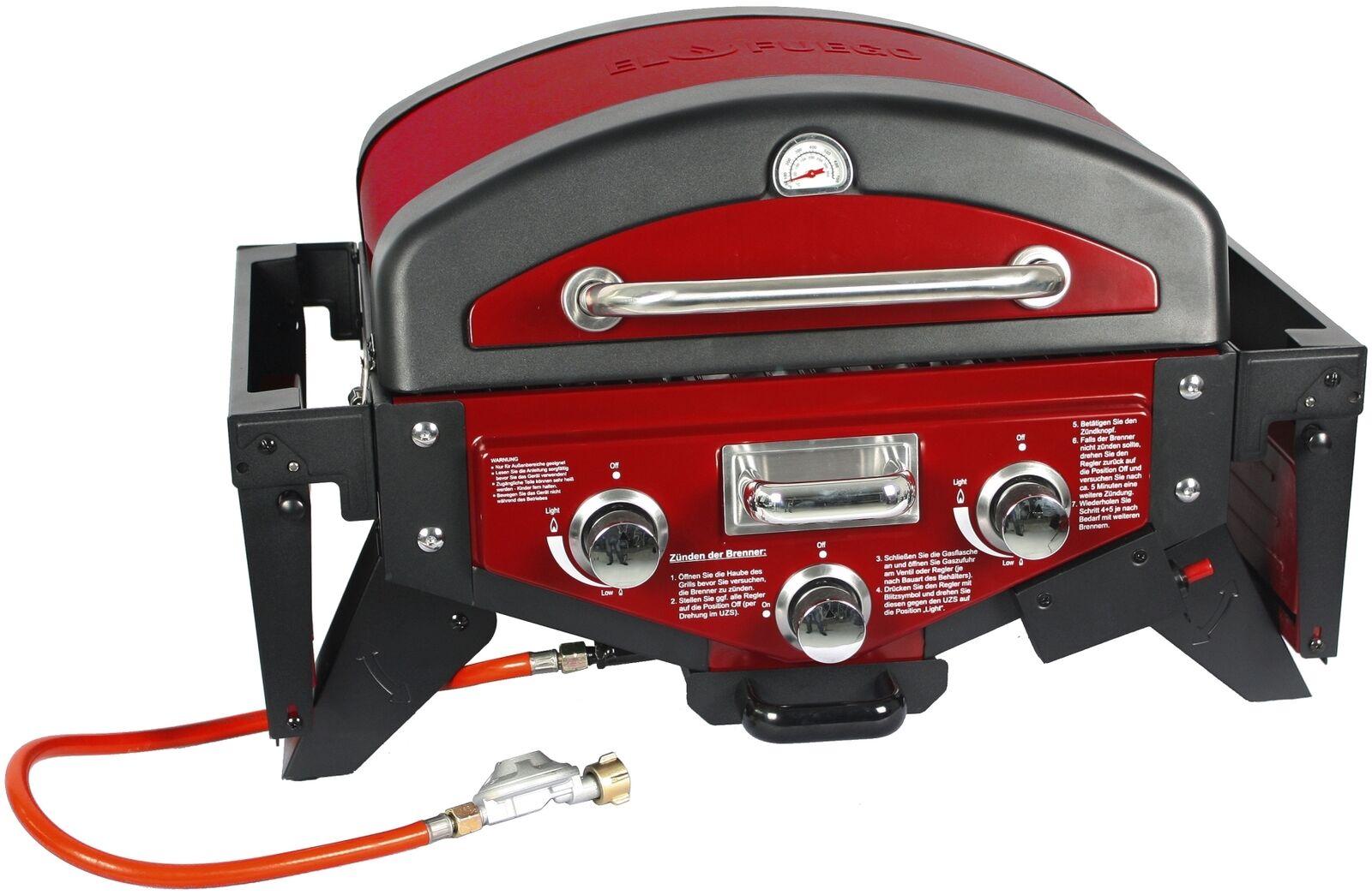 gasgrill grillstation edelstahl infrarot backburner 4. Black Bedroom Furniture Sets. Home Design Ideas