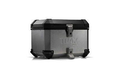 Top-Case Sw-motech Trax Ion Color:Silver Size:38L