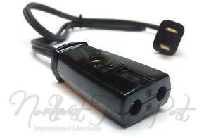 Coleman Power Cord for Vintage Electro-Brew Electric Coffee Maker Model No 70