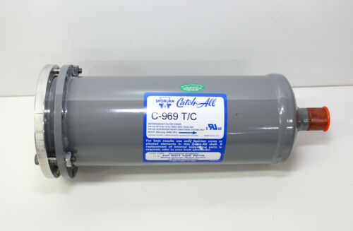 Sporlan  Catch-All  C-969 T/C  Refrigerant Filter Drier  ~  NEW  ~  Parker