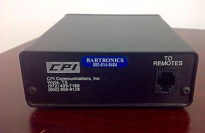 Reduced Cpi Communications Inc Dtp2-c Dc Termination Panel Model Dtp2-c