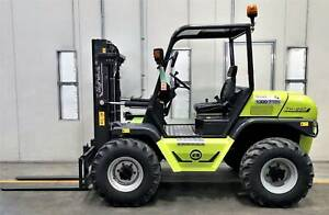 Agria Rough Terrain Forklift Weekly Hire Wetherill Park Fairfield Area Preview