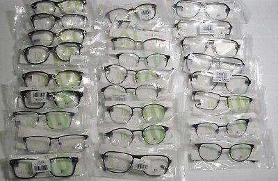 Lot of 100 Capri Eyewear Eyeglasses Glasses Frames . Art , DC , FX (Art Eyewear)