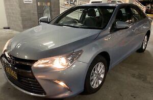Toyota Camry Hybrid for UBER / OLA RENT
