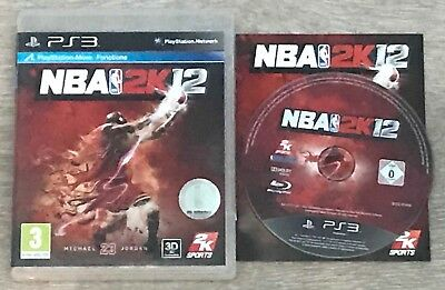 Used, NBA 2K12 COMPLET (PS3) for sale  Shipping to Nigeria