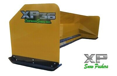 12 Xp36 Snow Pusher Boxes Backhoe Loader Snow Plow - Local Pick Up - Rtr